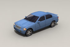 POITRA 3D Model Trucks and Autos