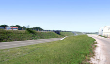 Ground view Photosimulations of the proposed Willow Road NB Exit Ramp